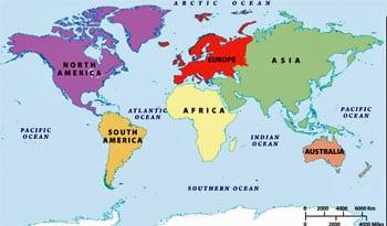 Visumplichtige-landen