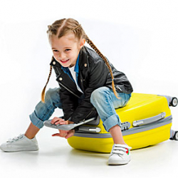 Reisverzekering als je kind apart op vakantie gaat