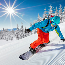 Reisverzekering wintersportvakantie