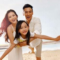 Reisverzekering voor buitenlandse familie