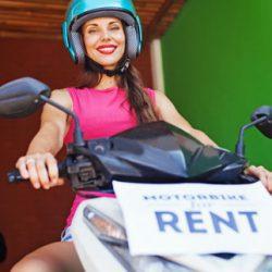 Reisverzekering en scooter huren