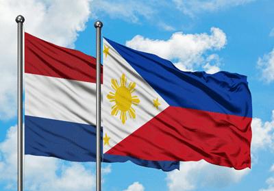 Reis van de Filipijnen naar Nederland