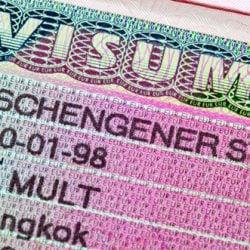 Medische verzekering Schengenvisum kort verblijf