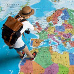 Voordelige reisverzekering Europa