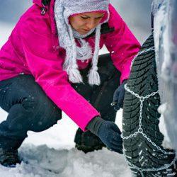 Autohuurverzekering wintersport
